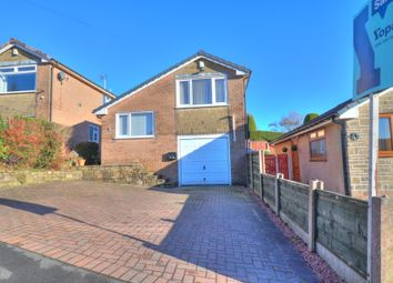 Thumbnail 3 bed detached house for sale in Fernhill Close, Bacup