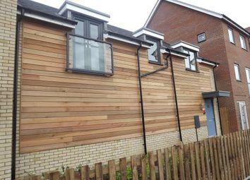 Thumbnail 2 bedroom maisonette to rent in Welkin Way, Upper Cambourne, Cambourne, Cambridge