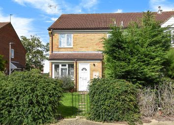 Thumbnail 1 bed semi-detached house to rent in The Lawns, Hemel Hempstead