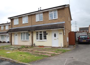 Thumbnail 3 bed semi-detached house for sale in Cyclamen Place, Aylesbury