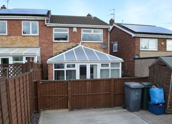 Thumbnail 3 bed semi-detached house for sale in Snowdon Way, Brinsworth, Rotherham