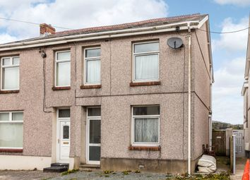 Thumbnail 3 bed semi-detached house for sale in Heol Margaret, Ammanford, Carmarthenshire