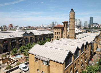 Thumbnail Studio for sale in Burrells Wharf Square, London