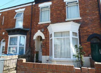 Thumbnail 4 bed terraced house for sale in Lambert Street, Kingston Upon Hull