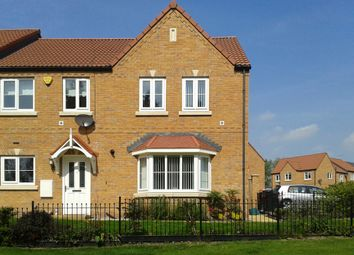 Thumbnail 3 bed town house to rent in Kingfisher Drive, Mexborough