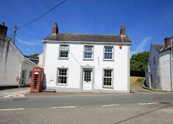 Thumbnail 4 bed detached house for sale in Felingwm Uchaf, Carmarthen, Carmarthenshire