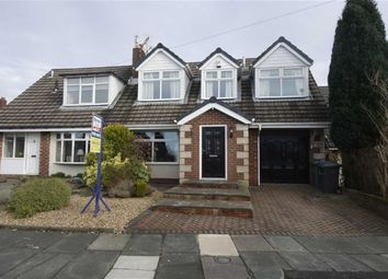 Thumbnail 4 bed semi-detached house for sale in Greenford Close, Orrell
