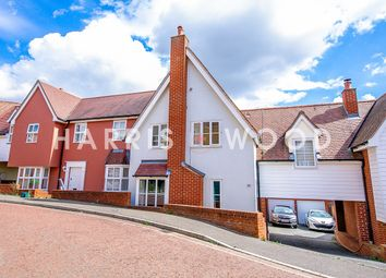 3 bed link-detached house for sale in St Augustine Mews, Colchester CO1