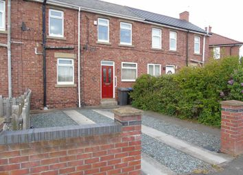 Thumbnail 2 bed terraced house for sale in Marigold Crescent, Burnmoor, Houghton Le Spring