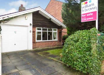 Thumbnail 1 bed detached bungalow for sale in Chatham Street, Clifton, Rotherham