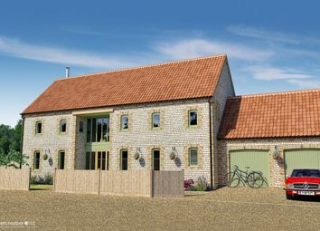 Thumbnail 4 bed detached house for sale in Lavender, High Street, Northwold, Thetford