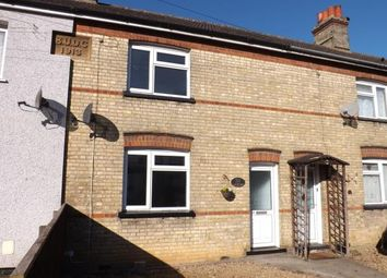 Thumbnail 3 bed end terrace house for sale in Drove Road, Biggleswade, Bedfordshire