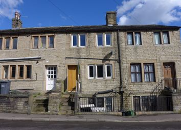 Thumbnail 2 bed terraced house for sale in Grove Street, Longwood, Huddersfield
