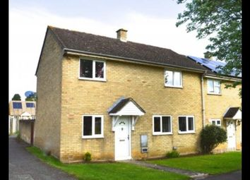 Thumbnail 2 bed end terrace house to rent in Fettiplace, Milton-Under-Wychwood, Chipping Norton