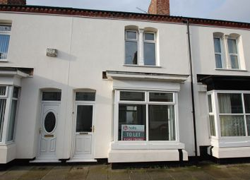Thumbnail 3 bed terraced house to rent in Salisbury Street, Thornaby, Stockton-On-Tees