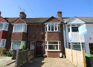 Thumbnail 3 bedroom terraced house to rent in Southern Road, Camberley