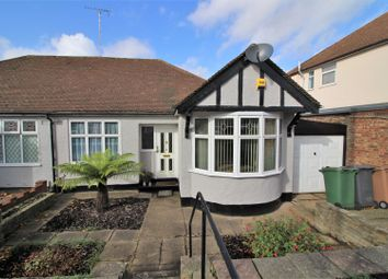 Thumbnail 2 bedroom bungalow for sale in Waltham Way, Chingford