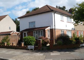 Thumbnail 4 bed semi-detached house for sale in Gaysham Avenue, Gants Hill