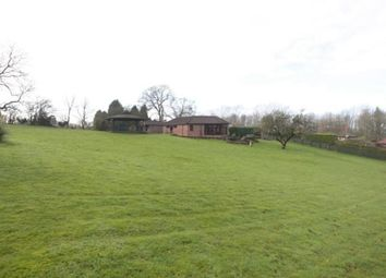 Thumbnail 4 bedroom bungalow for sale in Sandy Lane, Macclesfield, Cheshire