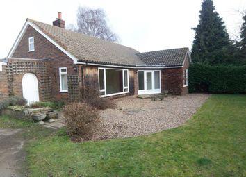 Thumbnail 3 bed bungalow to rent in Otford Lane, Halstead, Sevenoaks