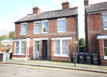 Thumbnail 4 bedroom terraced house to rent in Albert Road, Canterbury