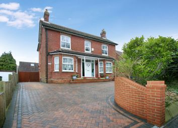 Thumbnail 4 bed detached house for sale in Barnes Lane, Sarisbury Green, Hampshire