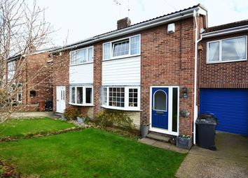 Thumbnail 3 bed semi-detached house for sale in Silverstone Avenue, Cudworth, Barnsley