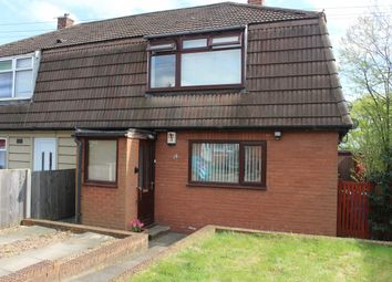 Thumbnail 3 bed semi-detached house for sale in Milton Drive, Worksop, Nottinghamshire
