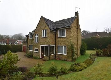 Thumbnail 4 bed detached house for sale in Collingwood Grange Close, Camberley, Surrey