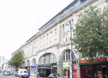 Thumbnail 1 bed flat for sale in Castle Street, Swansea