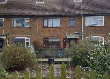 Thumbnail 3 bed terraced house to rent in Chalk Lane, Sutton Bridge, Spalding