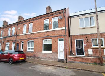 Thumbnail 2 bed end terrace house for sale in Newmarket Street, Knighton, Leicester
