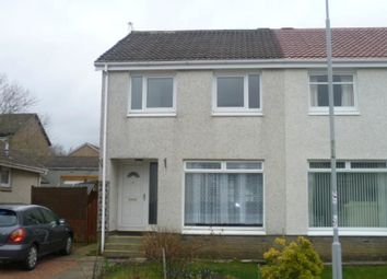 Thumbnail 3 bed semi-detached house to rent in Fraser Drive, Kirkmuirhill, Lanark