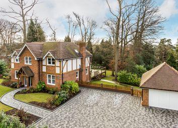Thumbnail 5 bed detached house for sale in Osmunda Bank, Dormans Park, East Grinstead