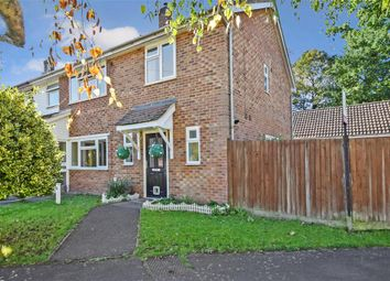 Thumbnail 2 bed semi-detached house for sale in Phillips Crescent, Headley, Bordon, Hampshire