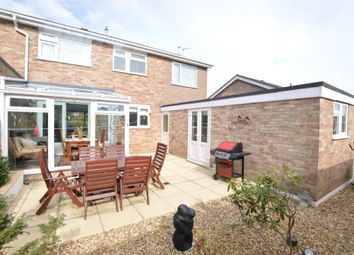 Thumbnail 5 bed semi-detached house for sale in Keyberry Close, Newton Abbot, Devon