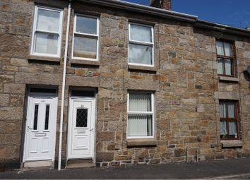 Thumbnail 2 bedroom terraced house for sale in St. Dominic Street, Penzance