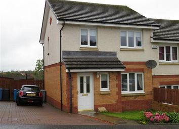 Thumbnail 3 bed semi-detached house for sale in Graham Wynd, East Kilbride, Glasgow G75, East Kilbride,