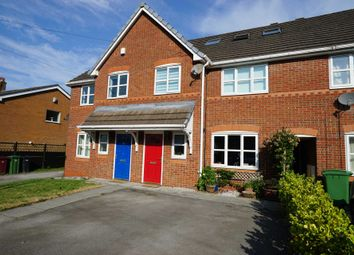 Thumbnail 4 bed town house for sale in Cambridge Road, Lostock, Bolton
