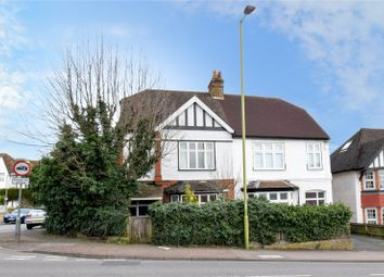Thumbnail 4 bed semi-detached house for sale in Aldenham Road, Bushey, Hertfordshire