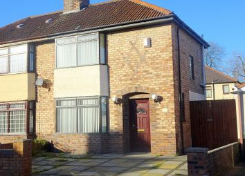 Thumbnail 2 bed semi-detached house for sale in Hildebrand Close, Walton, Liverpool