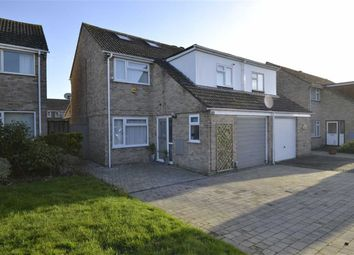 Thumbnail 4 bed semi-detached house for sale in Sagecroft Road, Thatcham, Berkshire