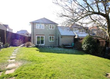Thumbnail 3 bed detached house for sale in Weyview Crescent, Weymouth