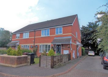 Thumbnail 2 bed maisonette for sale in School Road, Tilehurst, Reading