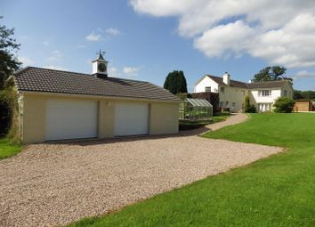 Thumbnail 4 bed detached house for sale in Saunders Mews, Barnstaple Street, Winkleigh