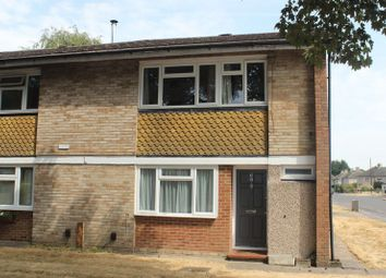 Thumbnail 5 bed end terrace house to rent in Beechtree Avenue, Englefield Green, Egham