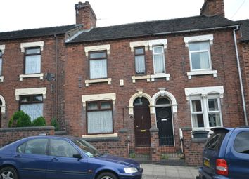 Thumbnail 2 bed terraced house for sale in Trinity Parade, Trinity Street, Hanley, Stoke-On-Trent