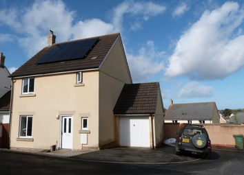 Thumbnail 3 bed detached house for sale in Chapel Park Close, Bideford