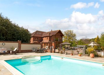 Thumbnail 7 bedroom detached house for sale in The Street, Rotherwick, Hook, Hampshire