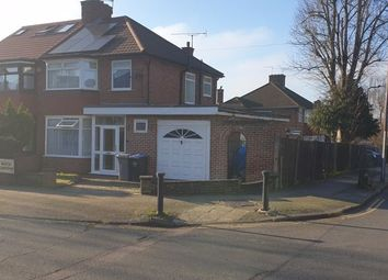 3 bed semi-detached house for sale in Whitby Gardens, London NW9